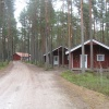 Lootuse küla uued rehabiliteeritavate majad