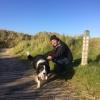 Koertele oma tee Benone rannas