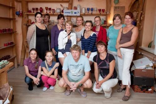 Keraamika suvekool Pärnus