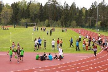 Lääne-Harju piirkonna koolide spordipäev